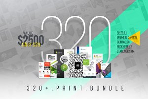 Print Template Package | Save 99%