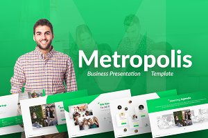 Motropolis - Business Powerpoint