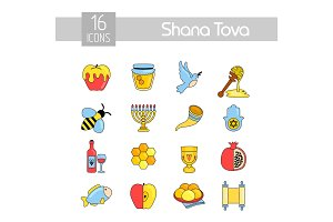 Rosh Hashanah, Shana Tova Jewish New