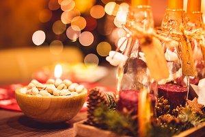 Christmas Evening Decorations