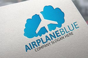 Airplane Logo