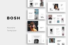 BOSH - Keynote Template by  in Presentations