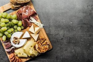 Gourmet Cheese Plate