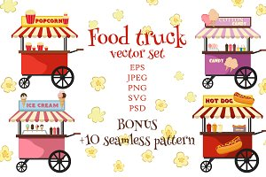 Food truck design! Product Update!
