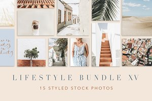 Lifestyle Bundle 15