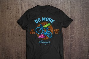 Do more T-shirt design