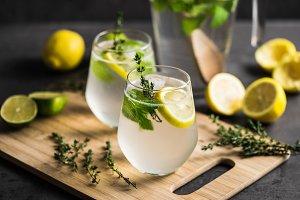 Summer Lemon Drink