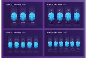 Vector designs with isometric