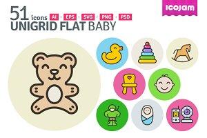 UniGrid Flat Baby