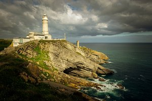 Bella Vista lighthouse (Santander)