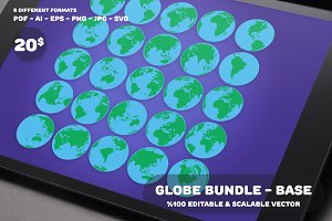 Globe Bundle - Base