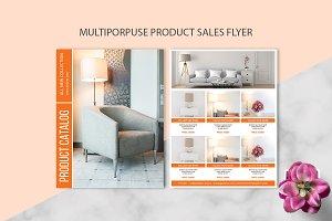Multiporpuse Product Sales Flyer V1