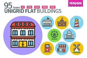UniGrid Flat Buildings