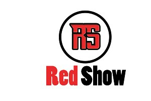 Red Show Logo Template