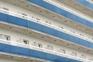 Modern Apartments Balcony
