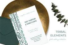 Tribal Elements | Wedding Suite