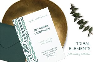 Tribal Elements | Wedding Suite