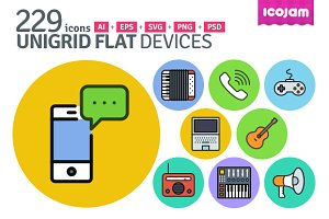 UniGrid Flat Devices
