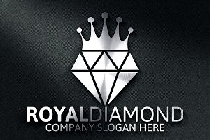 Royal Diamond Logo -30%off