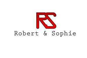 Robert Sophie Logo Template