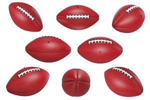 Football american set