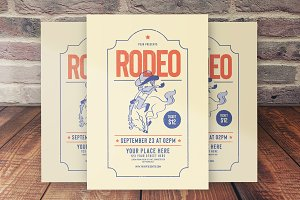 Rodeo Flyer
