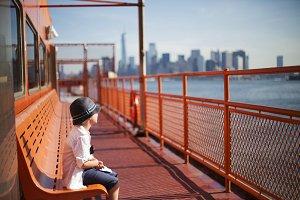 boy on staten island ferry 03