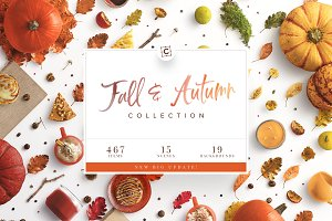 Fall & Autumn Custom Scene Creator