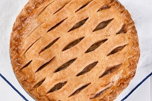 Fresh Baked Apple Pie