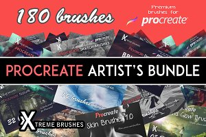 Procreate Artist's Bundle
