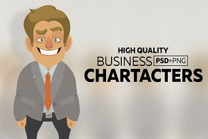 Promotion Business Character