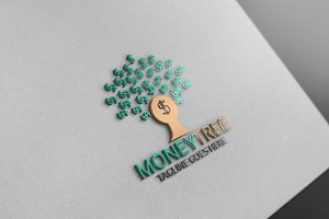 Money Tree Logo Version 2