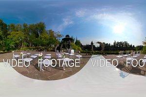 wedding outdoor ceremony 360VR
