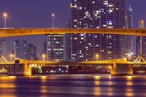 Bridges in bangkok