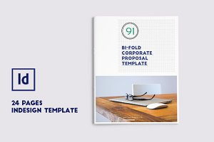 Business Proposal-Indesign Template
