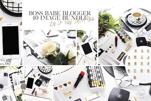 40 Stock Photo Bundle for Bloggers