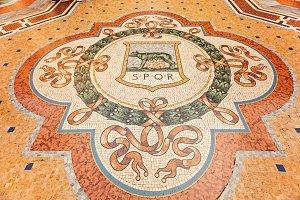 Mosaic in Milan