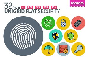 UniGrid Flat Security