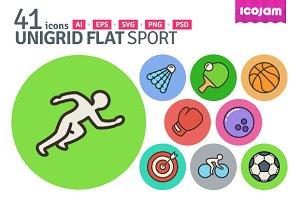 UniGrid Flat Sport