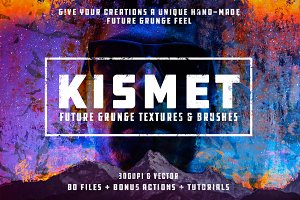 KISMET - Future Grunge Pack