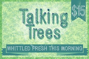 Talking Trees (2.0)