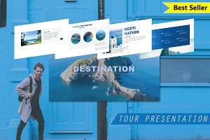 Destination Presentation Template