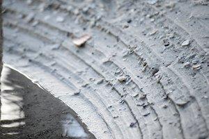 Erosion of Sand - Curves