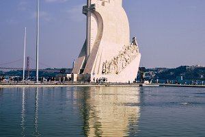 Monument to Discoveries, Lisbon