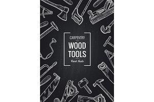 Vector carpentry sale