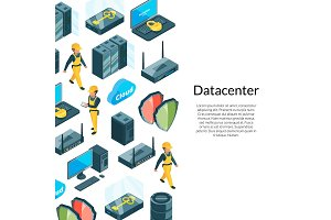 Electronic system of data center