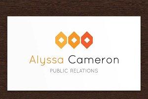 Alyssa Cameron PR Logo - PSD