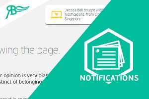 [YV] Notifications 1.0 Adobe Muse