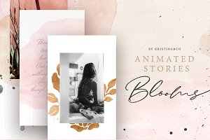 Animated Stories Blooms