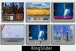 KingSlider- 23 Slider jQuery